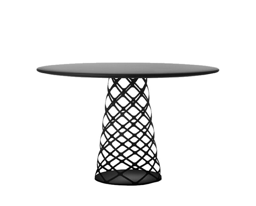 Gubi - Aoyama tafel - Ø 120 cm - zwart - 1