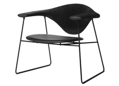 Gubi - Masculo Lounge Chair - 4