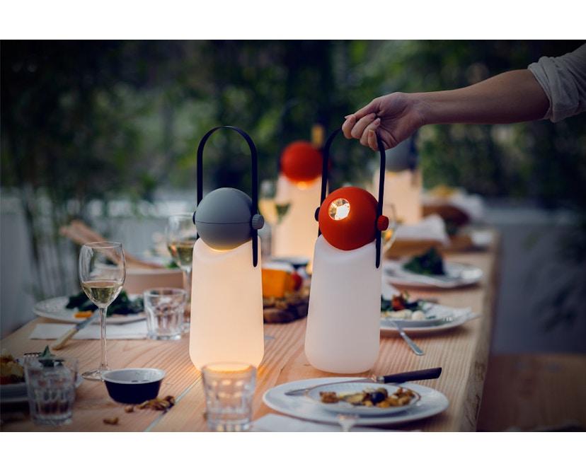Weltevree - Luminaire d'extérieur Guidelight - vert roseau - 1