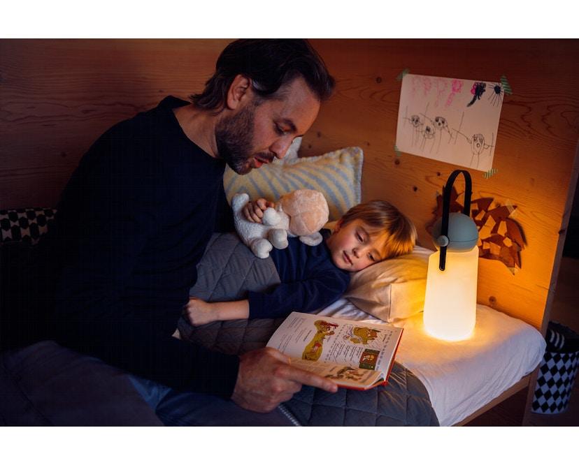 Weltevree - Luminaire d'extérieur Guidelight - vert roseau - 4