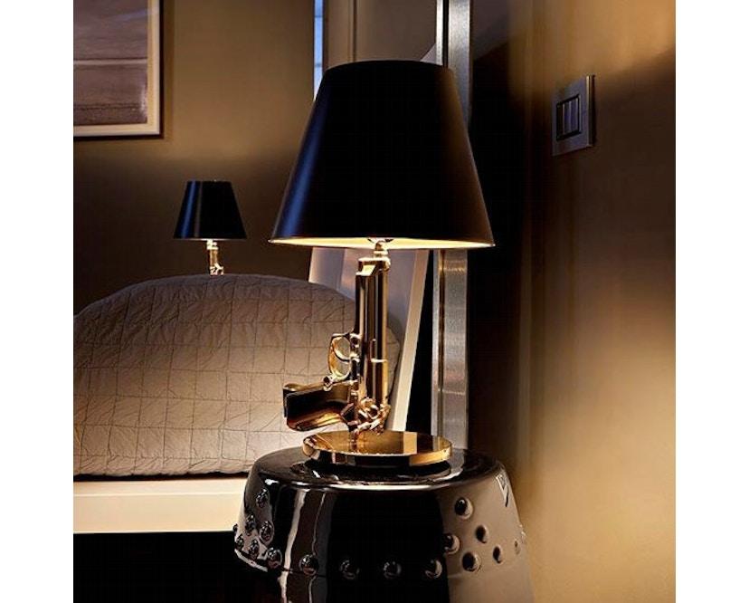 Flos - Bedside Gun tafellamp - messing - 7