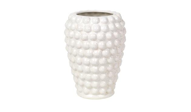 Broste Copenhagen - Dotty Vase - Ivory - standard - 0
