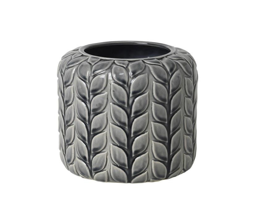 Broste Copenhagen - Leaf Vase - Ø22 x H 18,5cm - 0
