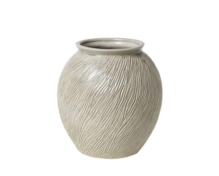 Broste Copenhagen - Sandy Vase - Ø30 x H31 cm - RainyDay - 0
