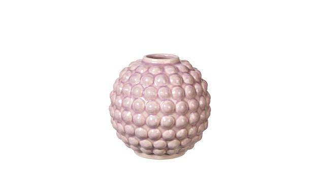 Broste Copenhagen - Dotty Vase - Lavender Frost - rund - 0