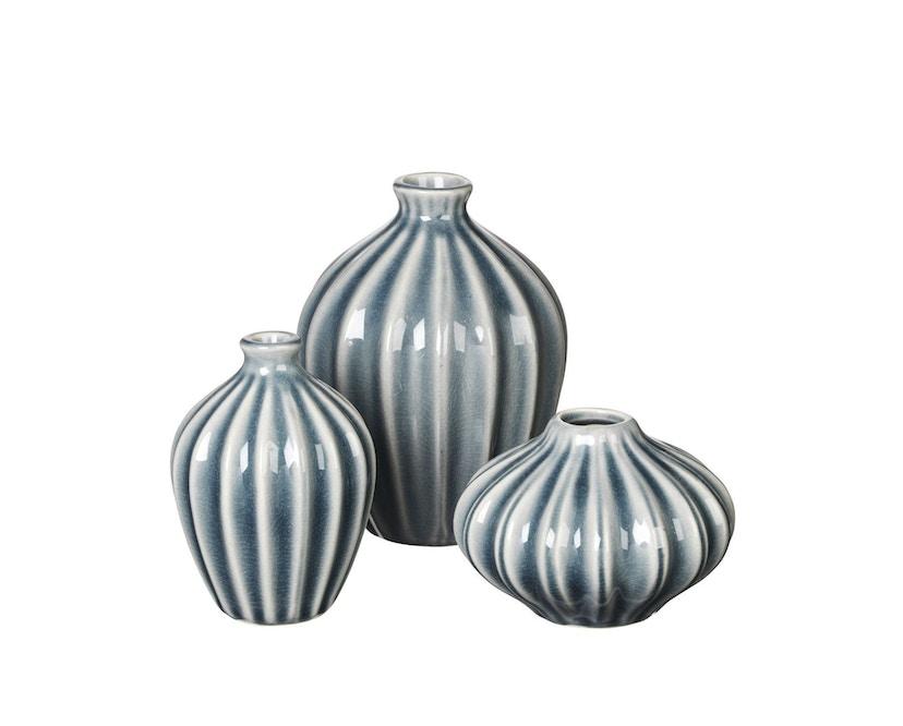 Broste Copenhagen - Amalie Vase - BlueMirage - 0