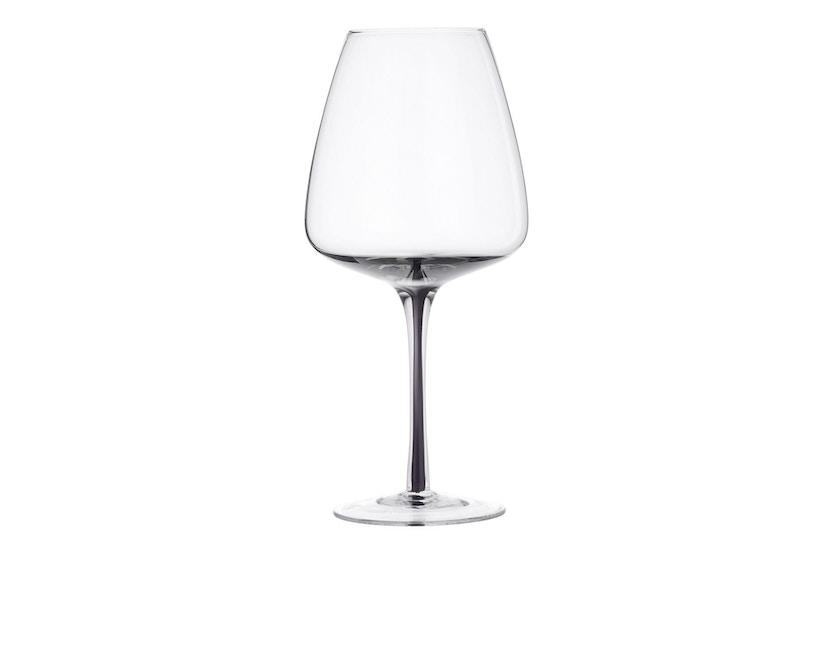 Broste Copenhagen - Rode wijnglas - Smoke - 0