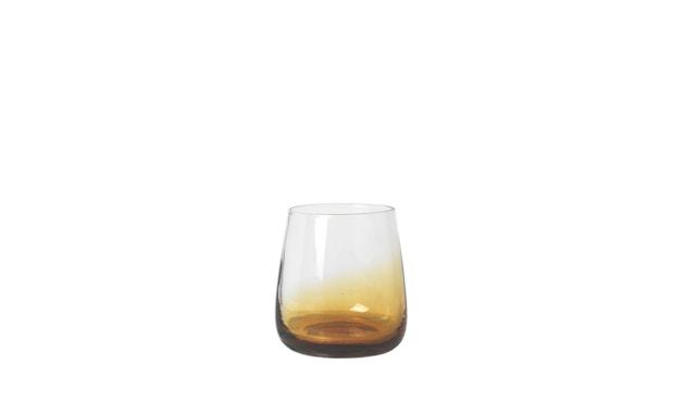 Broste Copenhagen - Drinkglas - Amber - 35 cl - 0