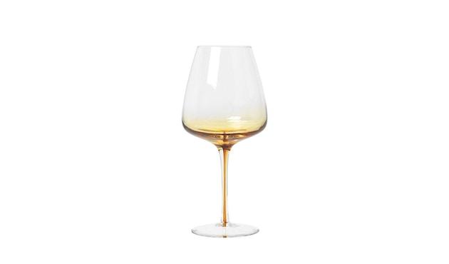 Broste Copenhagen -  Rotweinglas - Amber - 65 cl - 0