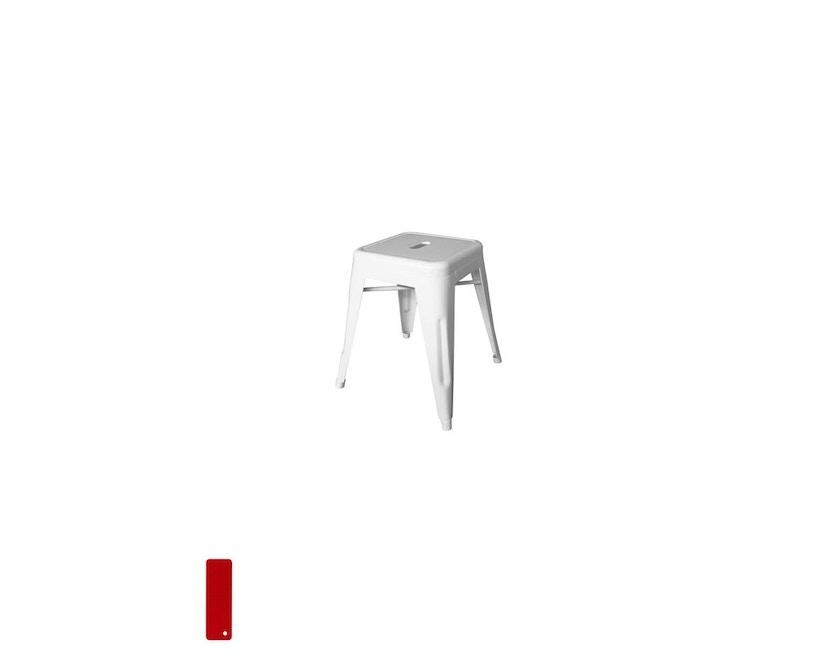 Tolix - H45 kruk - indoor - haardrood - 2