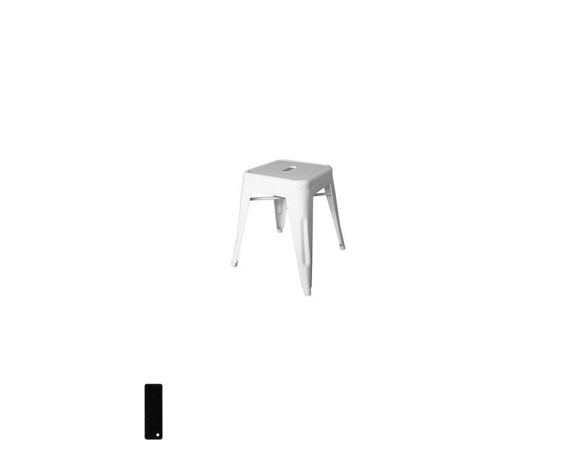 Tolix - H45 kruk - indoor - zwart mat - 3