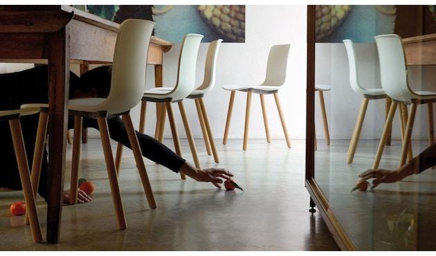 Vitra - Hal Wood stoel - Eiken licht - 11