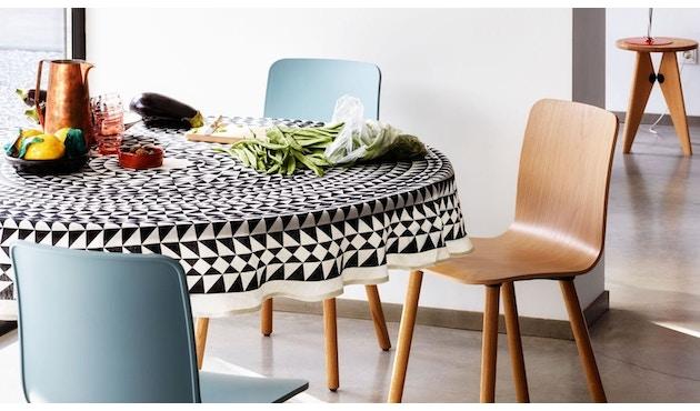 Vitra - Hal Wood stoel - Eiken licht - 9