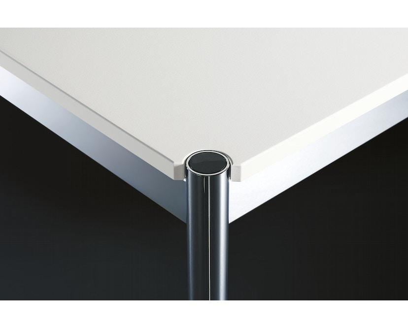 USM Haller - Haller Tisch 150 x 75 cm - MDF RAL9010 reinweiss - 2