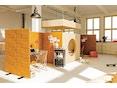USM Haller - Haller tafel 150 x 75 cm - MDF, wit - 4