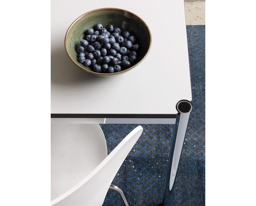 USM Haller - Haller tafel 150 x 75 cm - MDF, wit - 7