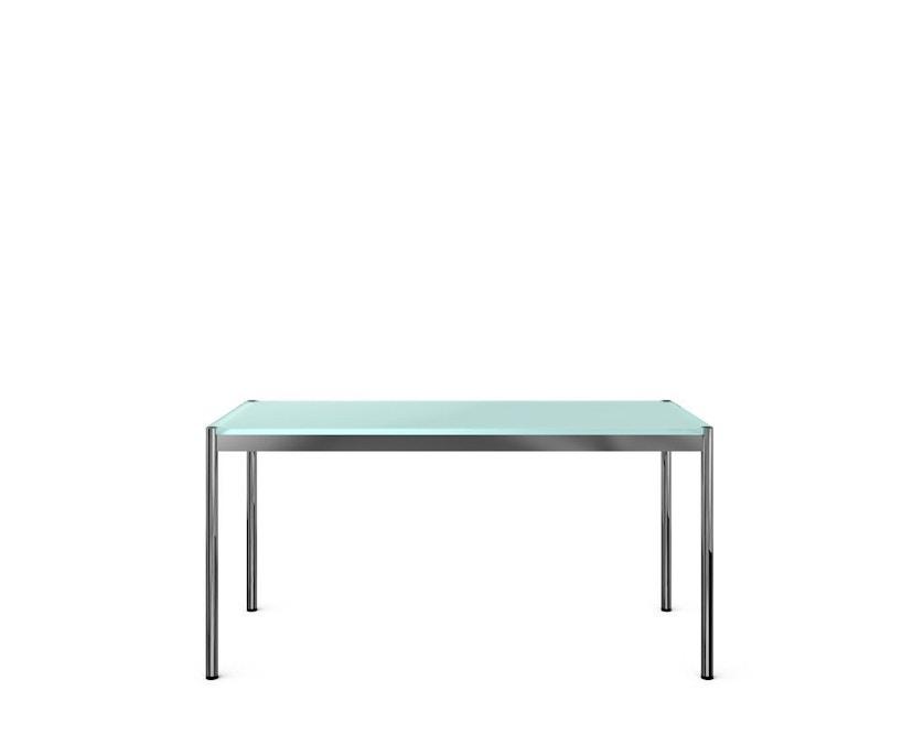 USM Haller - Haller Tisch 150 x 75 cm - MDF RAL9010 reinweiss - 1