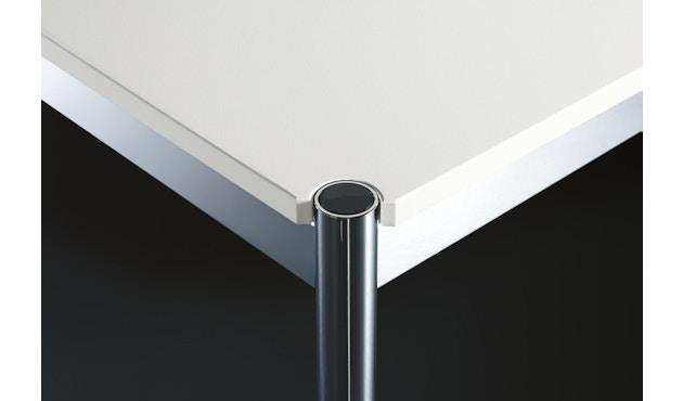 USM Haller - Haller Tisch 175 x 75 cm - MDF RAL9010 reinweiss - 2