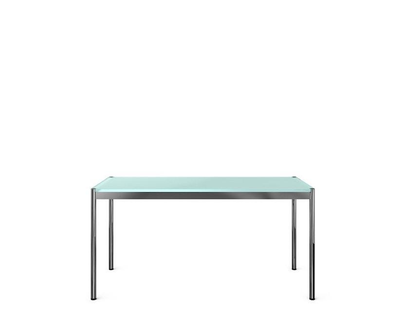 USM Haller - Haller Tisch 175 x 75 cm - MDF RAL9010 reinweiss - 1