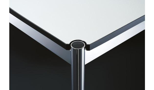 USM Haller - Haller Tisch 200 x 100 cm - Kunstharz perlgrau - 2