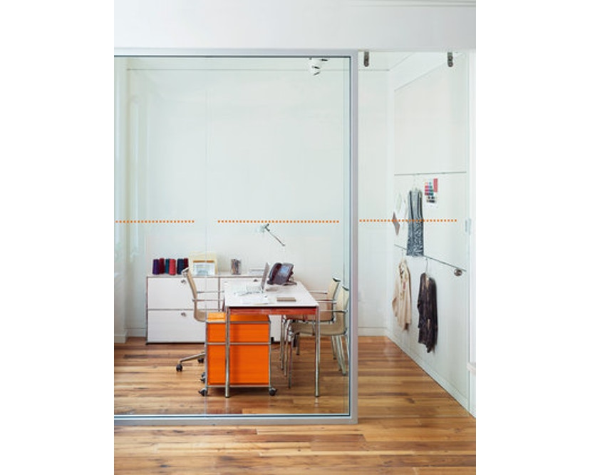 USM Haller - Haller Tisch 200 x 75 cm - 10