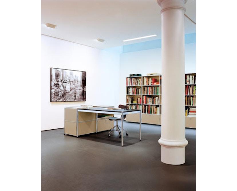 USM Haller - Haller Tisch 200 x 75 cm - 11