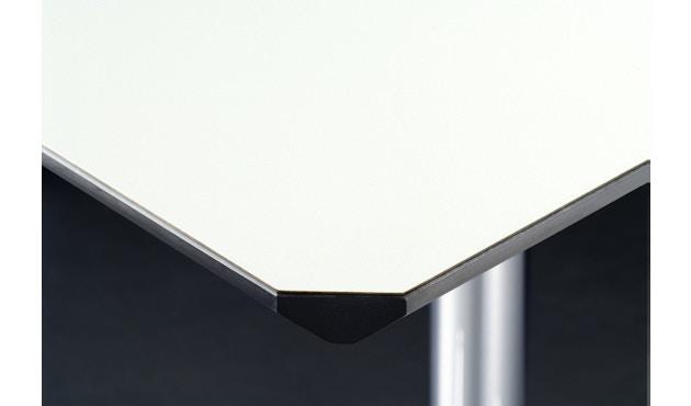 USM Haller - Haller Tisch Kitos E2 Plus 175 x 75 cm - höhenverstellbar - Kunstharz perlgrau - 2