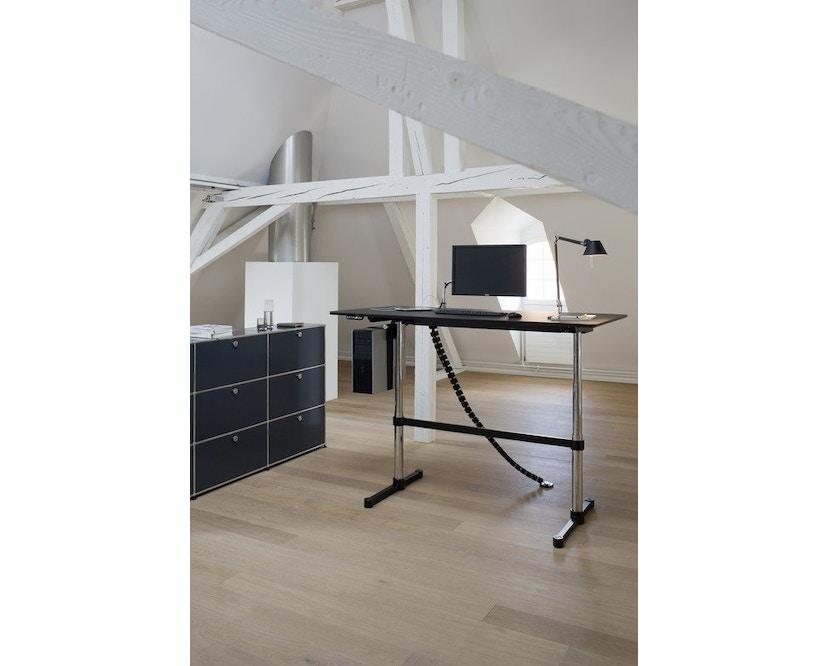 USM Haller - Haller Tisch Kitos E2 Plus 175 x 75 cm - höhenverstellbar - 8