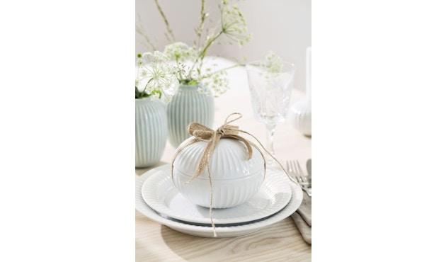 Kähler Design -  Hammershøi Vase - Höhe 10 cm - White - 4