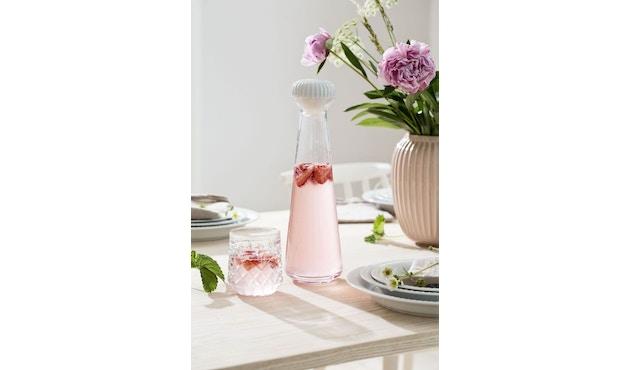 Kähler Design -  Hammershøi Vase - Höhe 10 cm - Rose - 2