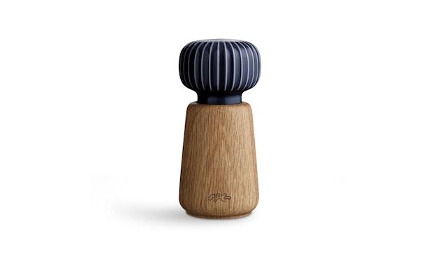 Kähler Design - Hammershøi Gewürzmühle - klein - indigoblau - 1