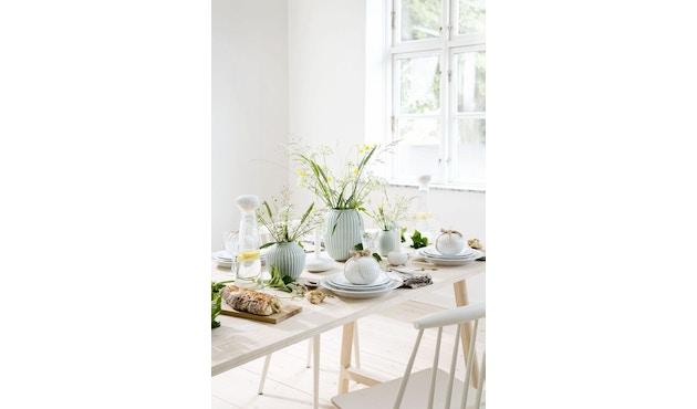 Kähler Design -  Hammershøi Vase - Höhe 10 cm - White - 11