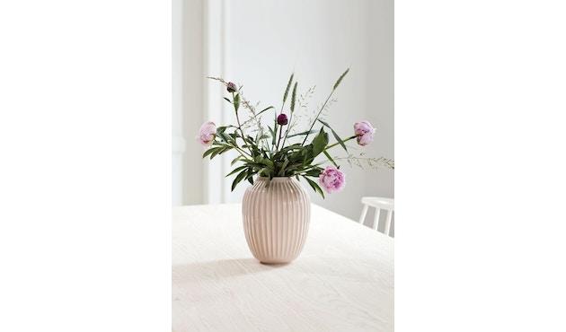 Kähler Design -  Hammershøi Vase - Höhe 10 cm - Rose - 4