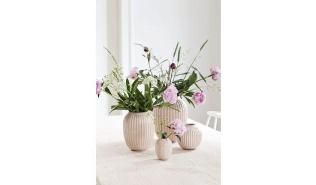 Kähler Design -  Hammershøi Vase - Höhe 10 cm - Rose - 5
