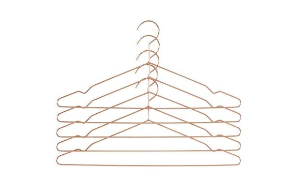 HAY - Hang kledinghanger - Koper - 1