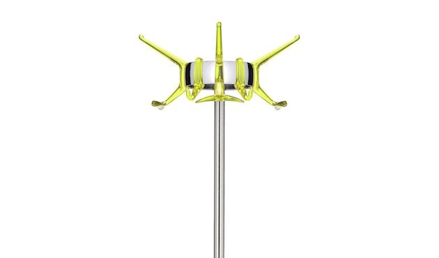 Kartell - Hanger Garderobenständer - gelb - 9