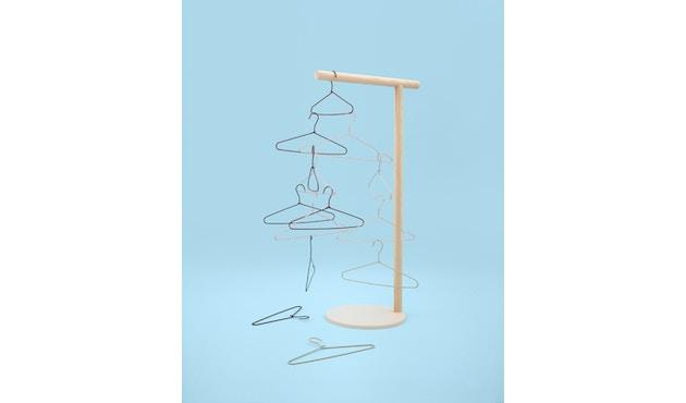 HAY - Hang kledinghanger - Koper - 2