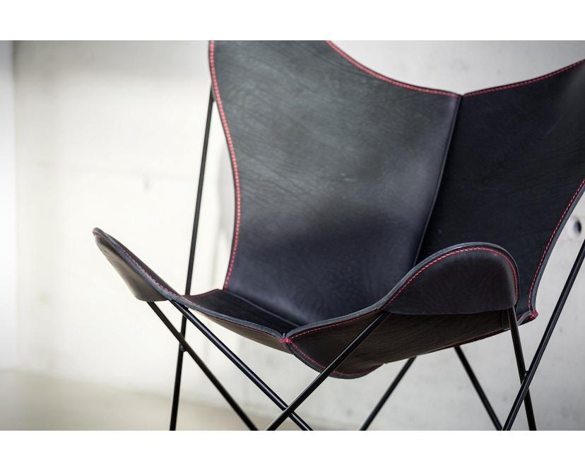 Manufakturplus - Butterfly Chair Hardoy - 80 Jahre Sonderedition - 4