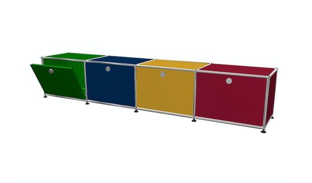 Lowboard Harlekin 4 x 1