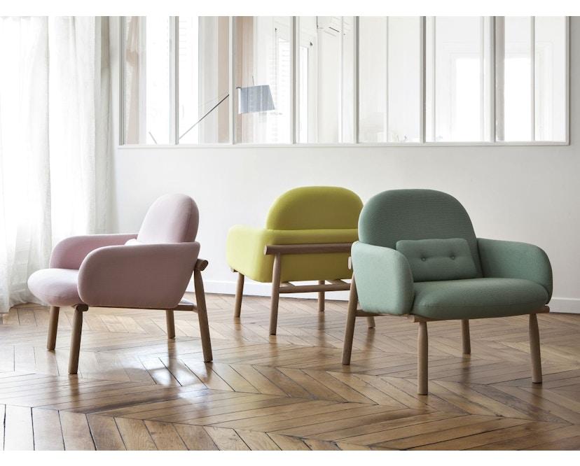 Harto - Georges stoel - leigrijs - 4