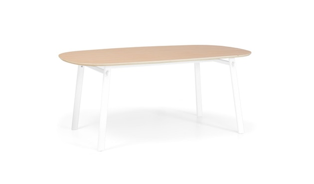 Harto - Table Celeste - blanc - 180 x 100 cm - 1