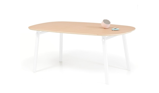 Harto - Table Celeste - blanc - 180 x 100 cm - 4