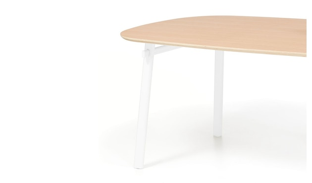 Harto - Table Celeste - blanc - 180 x 100 cm - 5
