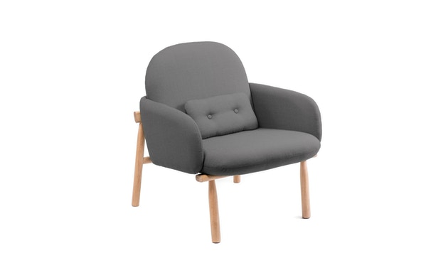 Harto - Georges stoel - leigrijs - 1