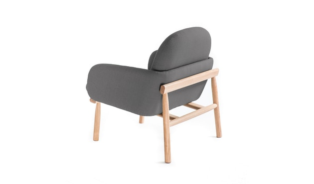 Harto - Georges stoel - leigrijs - 2