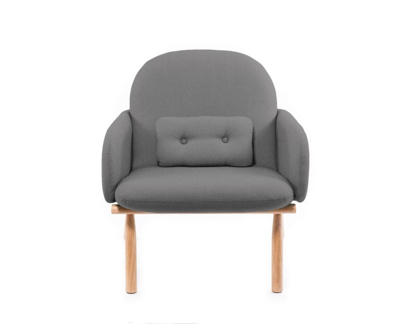 Harto - Georges stoel - leigrijs - 3
