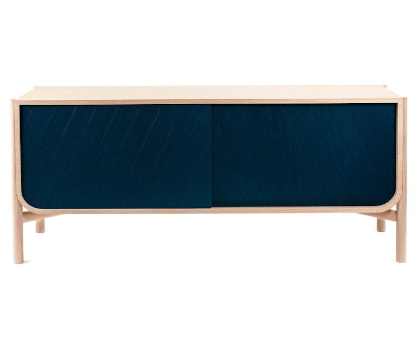 Harto - Marius Sideboard - 185 cm petrolblau  - 1