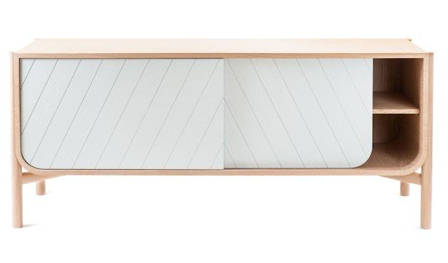 Harto - Marius sideboard 155 - lichtgrijs - 2
