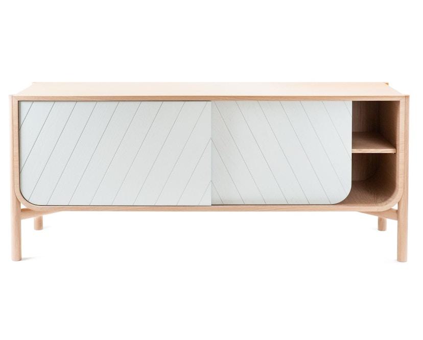 Harto - Marius sideboard 185 - lichtgrijs - 2