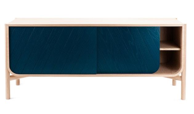 Harto - Marius Sideboard - 185 cm petrolblau  - 2